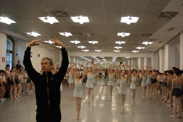 propedeutica danza alla scala milan - photo#44