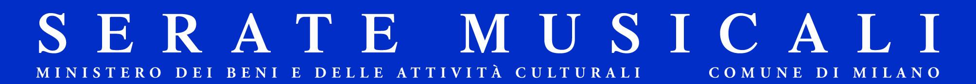 Logo Serate blu