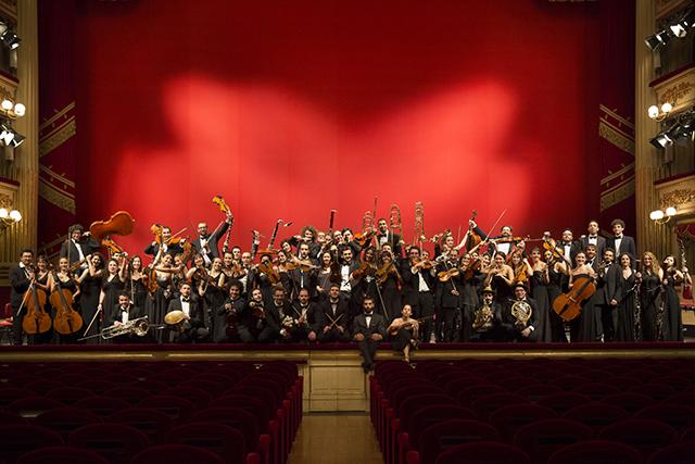 Orchestra accademia 2016