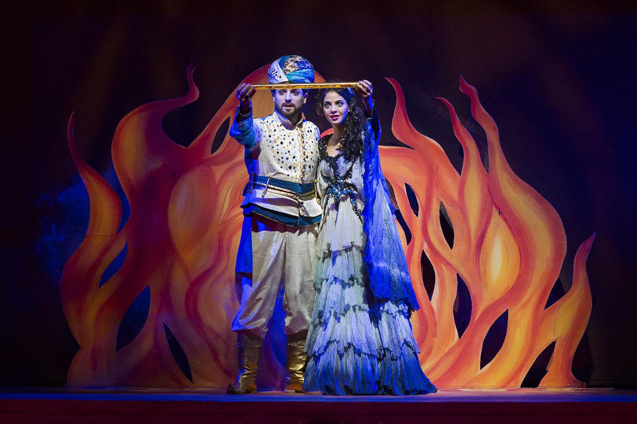 Michela Ariotta Il Flauto Magico Teatro alla Scala 29 02 2016 23