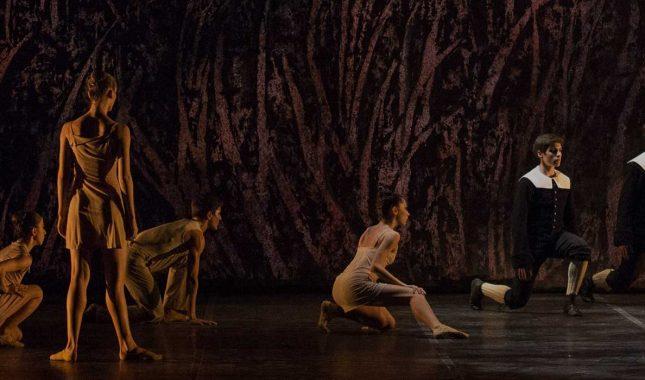 Angelin Preljocaj La Stravaganza foto di Benedetta Folena Accademia Teatro alla Scala