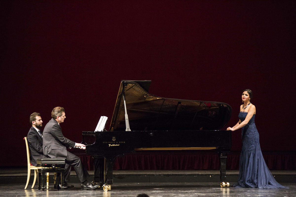 Accademia di Perfezionamento per Cantanti Lirici Foto Andrea Angeli