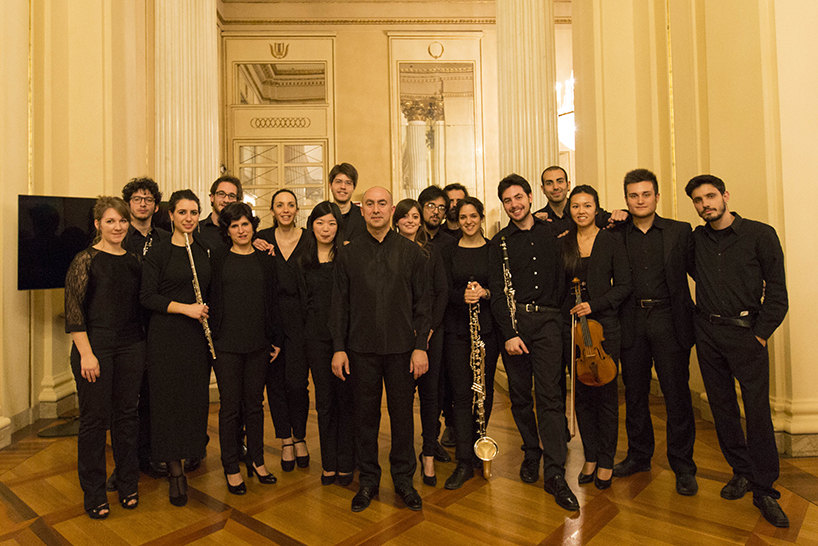 Ensemble da camera foto di Rudy Amisano 2015 Teatro alla Scala