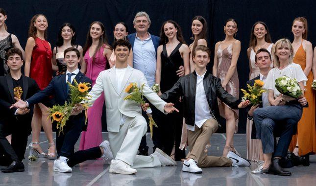 diploma scuola di ballo 2021