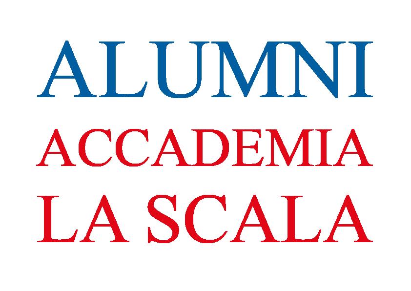 logo alumni accademia la scala